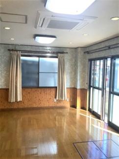■1階 約12帖 ビルトインエアコン付き <川口市弥平2丁目 中古戸建>