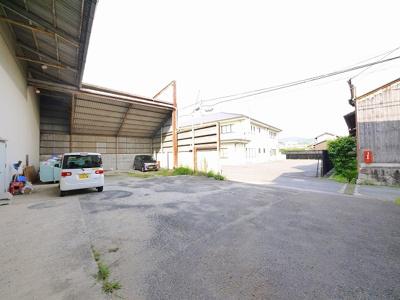 【外観】山町倉庫
