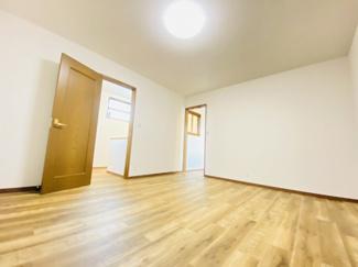 千葉市若葉区千城台北 中古一戸建て 千城台北駅 寝室はキングサイズのベッドも置けます!