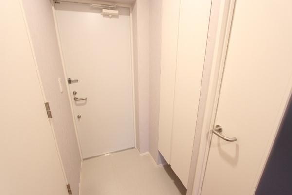 【玄関】■フラッツ奥沢8