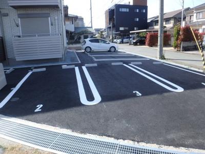 【駐車場】リトリート飾磨