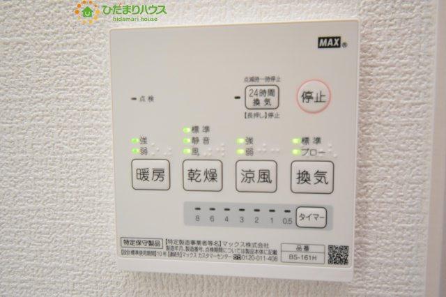 【設備】鴻巣市箕田 5期 新築一戸建て リッカ 02