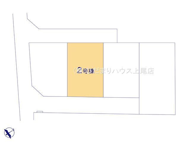 【区画図】鴻巣市箕田 5期 新築一戸建て リッカ 02