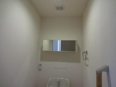 ウィズダムのトイレ