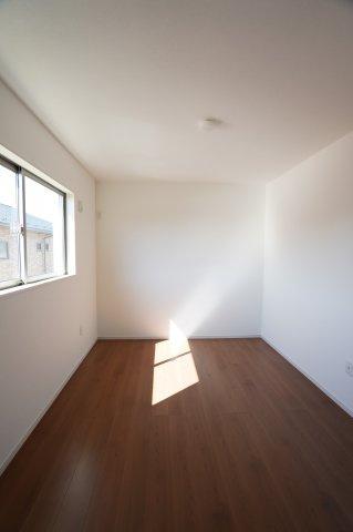 各居室シンプルな洋室で使いやすいです。
