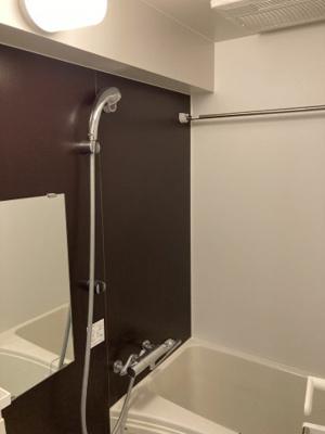 シャワー付きバス