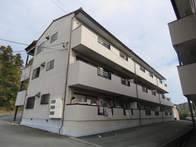 【外観】ライムリゾート八坂Ⅱ