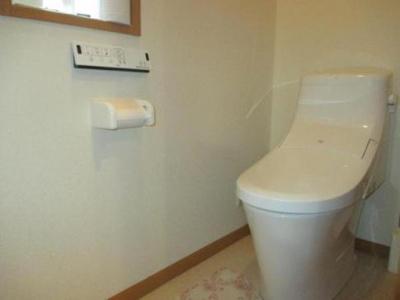 【トイレ】鳥取市若葉台南5丁目中古戸建て