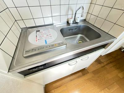 【キッチン】メゾンドクレイン