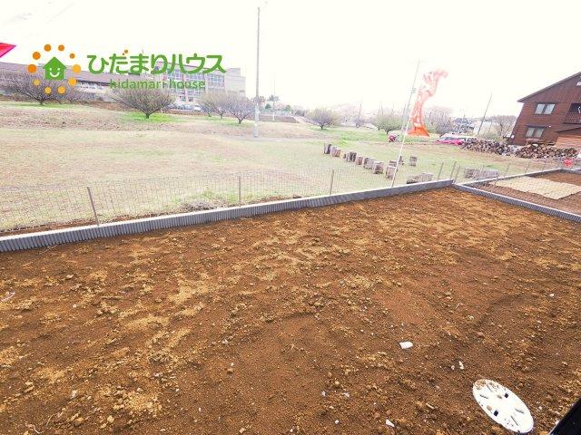 【庭】龍ヶ崎市長山3期 新築戸建 3号棟