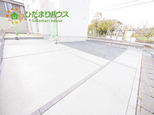 【バルコニー】桜川市富士見台第1 新築戸建 1号棟