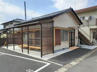 【外観】百合ケ丘 中田貸家