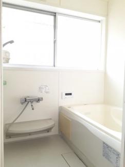 【浴室】百合ケ丘 中田貸家