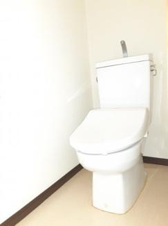 【トイレ】百合ケ丘 中田貸家