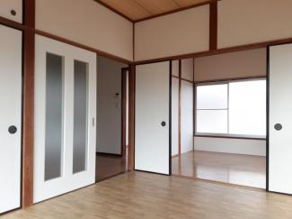 【洋室】百合ケ丘 中田貸家