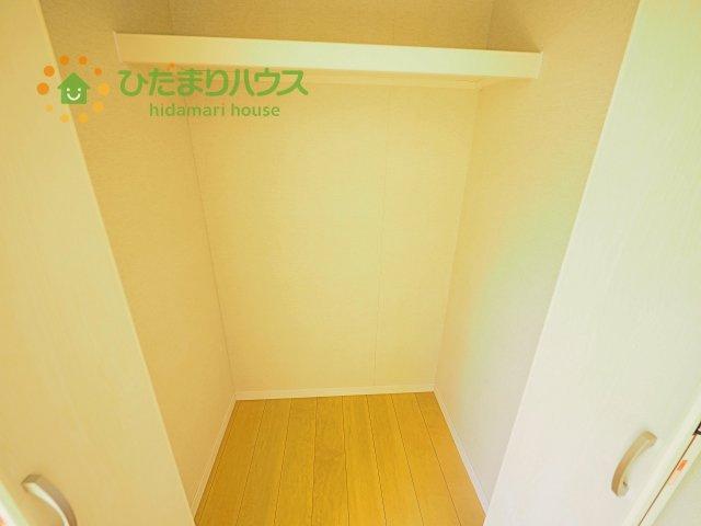 空間を有効活用したホール収納(*^-^*)