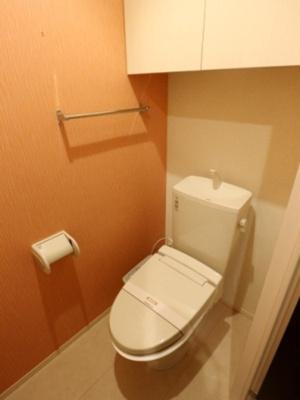 【トイレ】オリーブガーデンひばりが丘