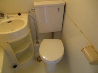 【トイレ】フォレストゲート岸里東