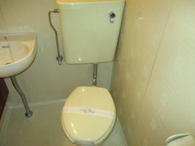 【トイレ】シティヒル
