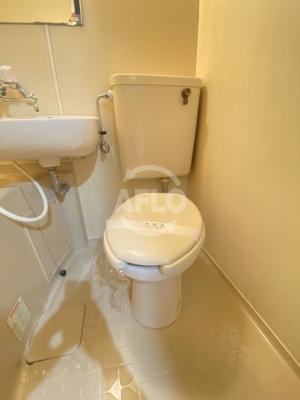 メゾンドソアレ トイレ
