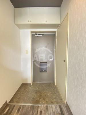 メゾンドソアレ 玄関