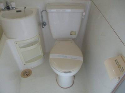 【トイレ】アーバンシティ岸里PART2