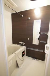 【浴室】アルトイン