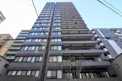 【外観】シャリエ松屋町タワーレジデンス