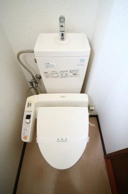 【トイレ】セントアミール南久宝寺