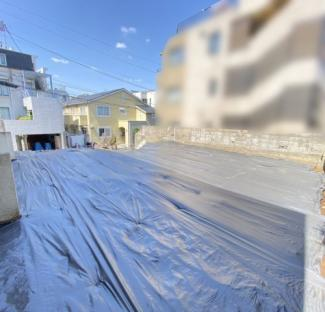 【外観】港区西麻布2丁目 建築条件なし土地