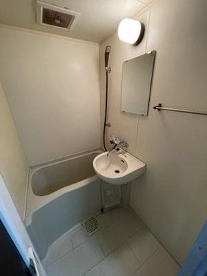 【浴室】ライベストコート姪浜