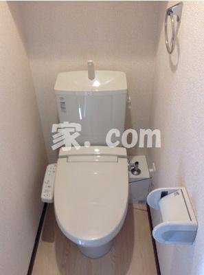 【トイレ】レオパレスブリエスト(39382-206)