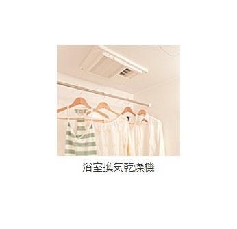 【浴室】レオパレスブリエスト(39382-206)