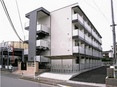 【外観】レオパレスYOSHIKO (36428-302)
