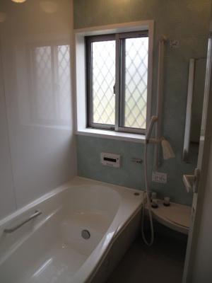【浴室】紫峰ヶ丘メゾネット