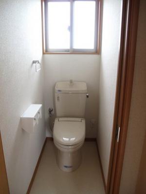 2Fトイレあり(ウォシュレット)
