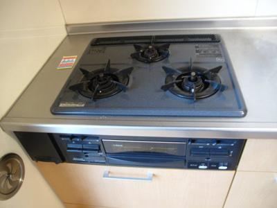 システムキッチン導入