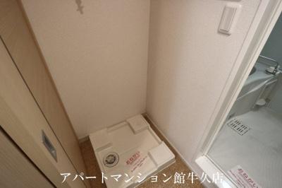 【洗面所】ヨットン・ハウスⅢ
