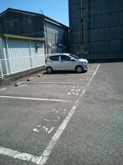 【駐車場】ドミールいつき