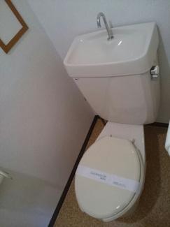 【トイレ】ドミールいつき