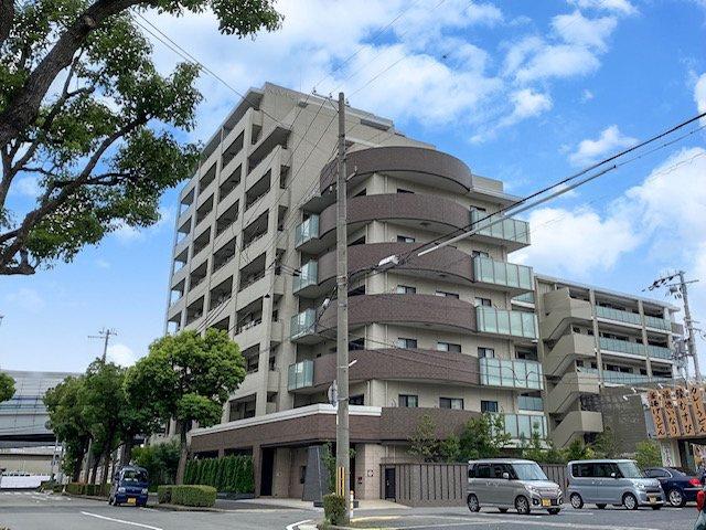 【外観】エヌヴィ東灘青木ガーデンズ