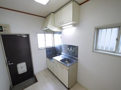 【キッチン】ユーハウス久我山
