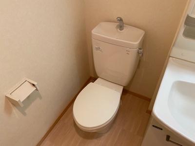 【トイレ】ラ・ピネード