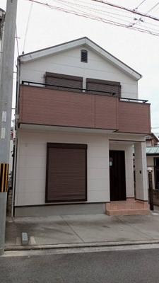 【外観】堺市中区新家町 中古戸建