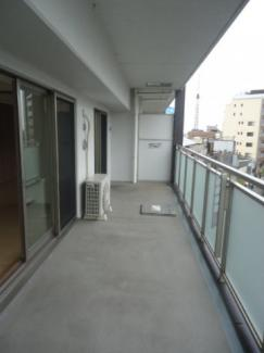 【バルコニー】エステムコート川西能勢口 5階