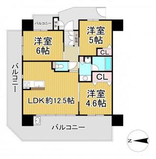 エステムコート川西能勢口 5階