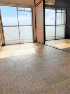 【洋室】56591 緑苑東団地
