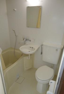 【浴室】フジハウス