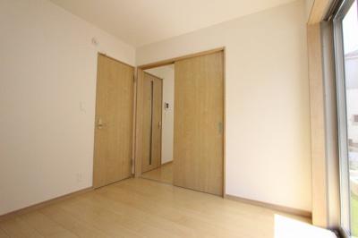 使い勝手のいい洋室です:建物完成しました♪三郷新築ナビで検索♪