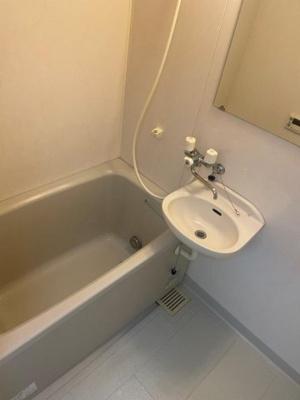 【浴室】クラウン曳舟